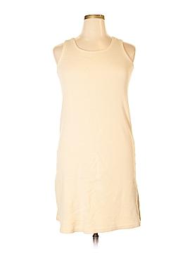 DKNY Jeans Casual Dress Size L