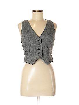 Ann Taylor LOFT Tuxedo Vest Size 2