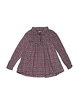 DPAM Long Sleeve Blouse Size 6