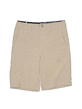 Volcom Khaki Shorts Size 10