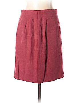 Emanuel by Emanuel Ungaro Silk Skirt Size 14