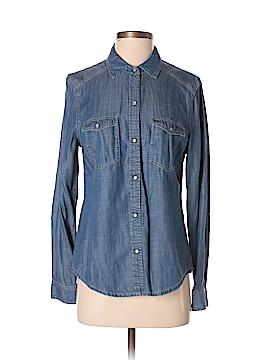 Tart Long Sleeve Button-Down Shirt Size S