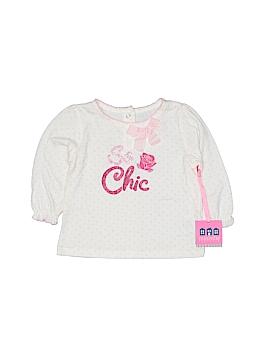 Miniville Long Sleeve T-Shirt Size 9 mo