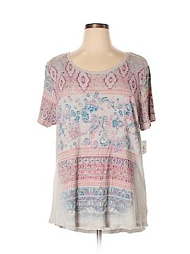 Style&Co Short Sleeve T-Shirt Size 2X (Plus)