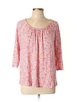 J.jill 3/4 Sleeve T-Shirt Size L