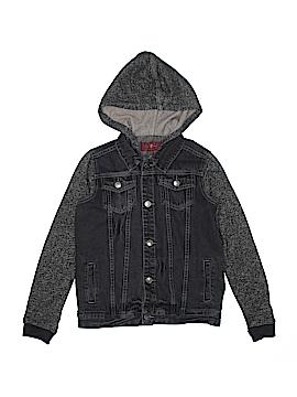 7 For All Mankind Denim Jacket Size X-Large (Kids)