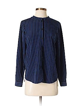 G by Giuliana Rancic Long Sleeve Button-Down Shirt Size 4