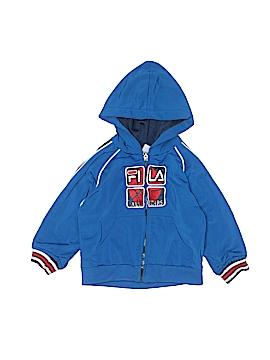 Fila Zip Up Hoodie Size 24 mo