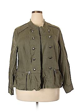 INC International Concepts Jacket Size 1X (Plus)