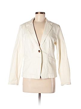 Cartonnier Silk Blazer Size 8