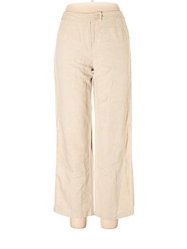 Liz Claiborne Linen Pants Size 10 (Petite)