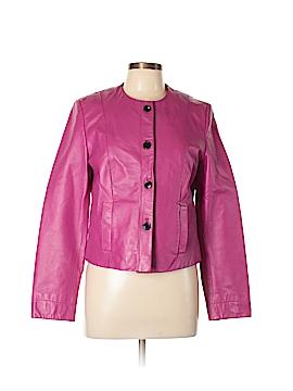 Spiegel Leather Jacket Size 10