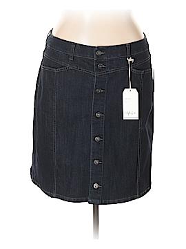 Style&Co Denim Skirt Size 14W