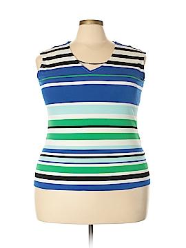 Calvin Klein Sleeveless Top Size 1X (Plus)