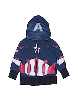 Marvel Zip Up Hoodie Size 2T
