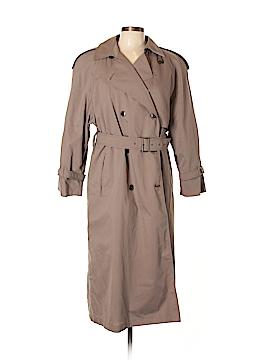 London Fog Trenchcoat Size 10 (Petite)