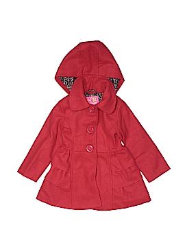 Pink Platinum Coat Size 24 mo