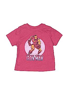 Marvel Short Sleeve T-Shirt Size 18 mo