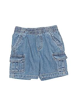 Faded Glory Denim Shorts Size 18 mo