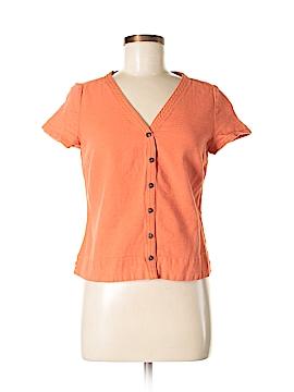 Royal Robbins Short Sleeve Button-Down Shirt Size M