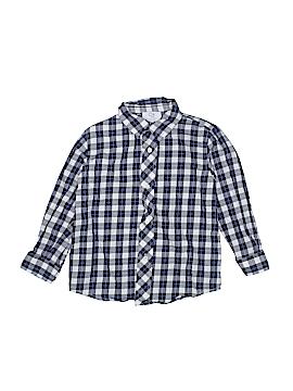 CZ by Carolina Zapf Long Sleeve Button-Down Shirt Size 4T