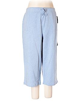 Karen Scott Sport Sweatpants Size 2X (Plus)