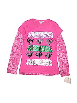 Belle De Four Long Sleeve T-Shirt Size L (Youth)