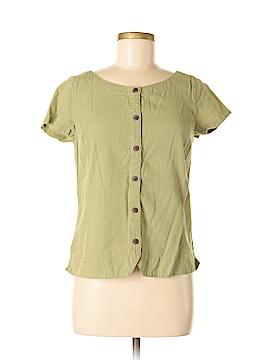 Royal Robbins Short Sleeve Button-Down Shirt Size S