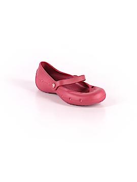 Crocs Flats Size 3 - 5 Youth