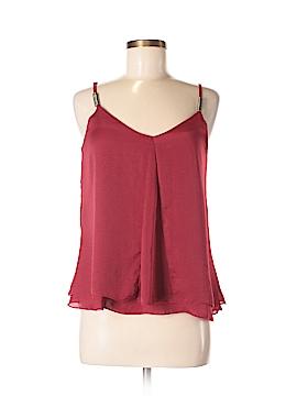 June & Hudson Sleeveless Blouse Size S