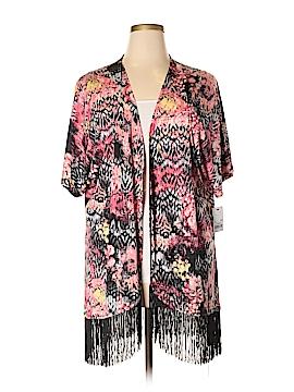 NY Collection Kimono Size 1X (Plus)