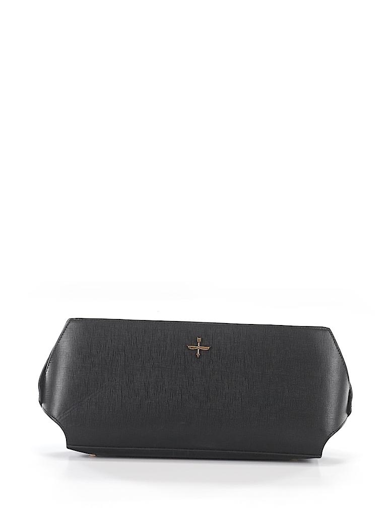 Pour La Victoire Graphic Black Clutch One Size - 66% off  4f8b4c3cd16f0