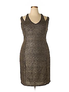 City Chic Cocktail Dress Size 18 Plus (M) (Plus)