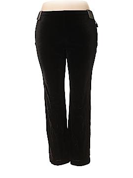 Alfani Velour Pants Size 1X (Plus)