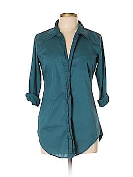 Sandra Ingrish 3/4 Sleeve Blouse Size L