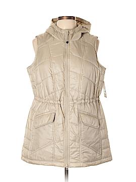 Style&Co Vest Size 0X (Plus)