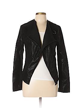 Love Tree Faux Leather Jacket Size L