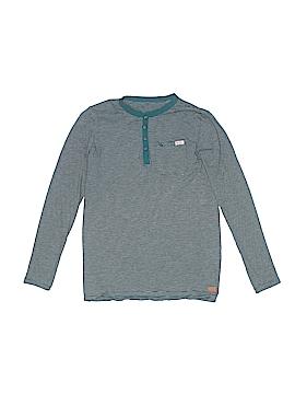 Zara Long Sleeve Henley Size 9 - 10