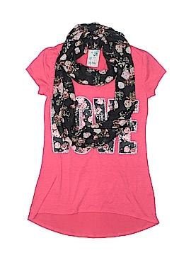 Lily Bleu Short Sleeve T-Shirt Size 7/8