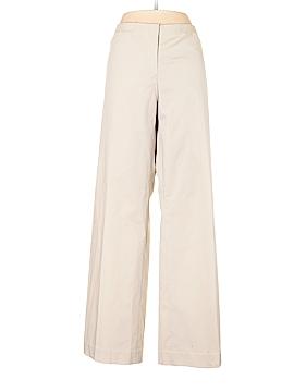 Jil Sander Khakis Size 44 (IT)