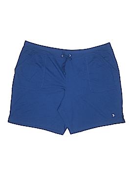 Danskin Shorts Size 3X (Plus)