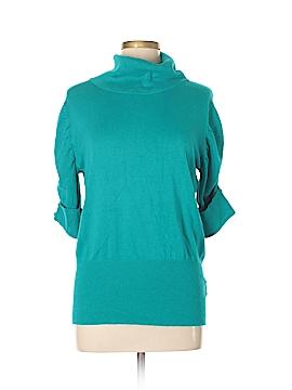 Roz & Ali Turtleneck Sweater Size XL