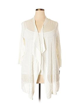 JM Collection Cardigan Size 0X (Plus)