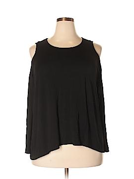 Cyrus Long Sleeve Top Size 1X (Plus)
