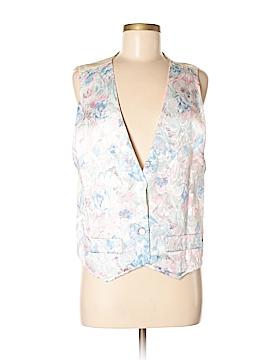 Cristina Tuxedo Vest Size M