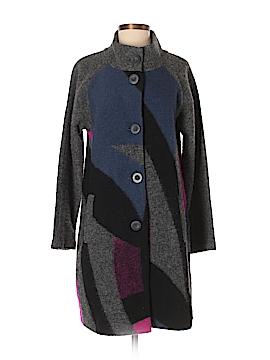 Tribal Wool Coat Size S