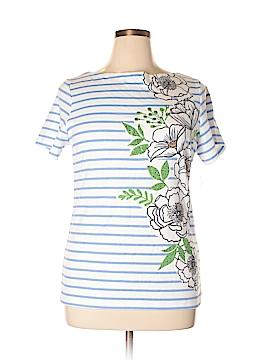 Karen Scott Short Sleeve T-Shirt Size 0X (Plus)