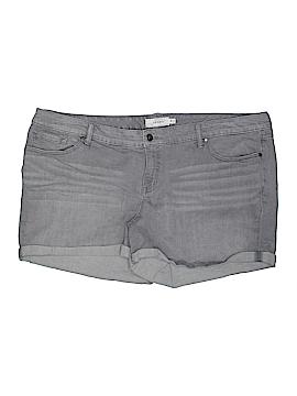 Torrid Denim Shorts Size 28 (Plus)