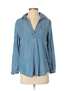 Velvet Heart Long Sleeve Blouse Size XS