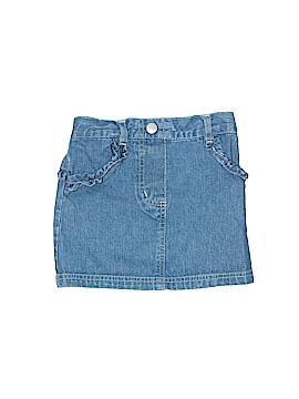 WonderKids Denim Skirt Size 2T